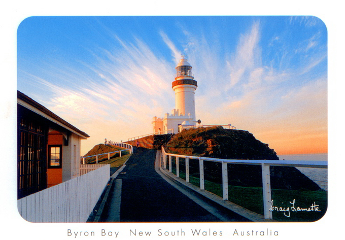 Byron Bay Postcard Collection