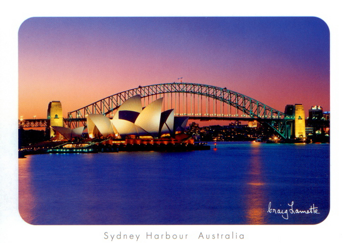 Sydney Postcard Collection