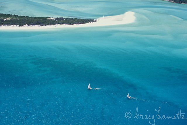 Hill Inlet Sailing