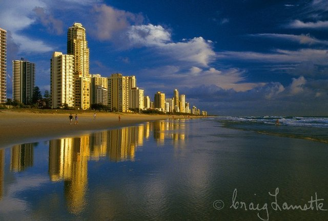 Gold Coast Reflections
