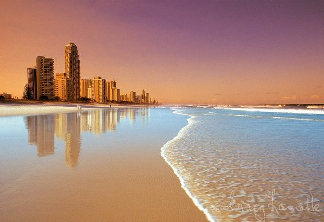 Gold Coast Twilight